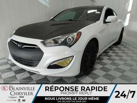 2014 Hyundai GENESIS COUPE 2.0T * TOIT OUVRANT * NAVIGATION * CUIR * CAMÉRA * for Sale  - BC-21869B  - Blainville Chrysler