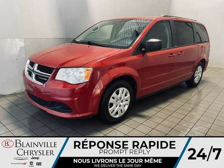 2014 Dodge Grand Caravan DVD * CRUISE * STOW'N'GO * WOW* for Sale  - BC-S2102  - Desmeules Chrysler