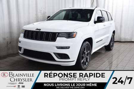2020 Jeep Grand Cherokee Limited X + Toit Ouvr Pano + Cam Rec + Siège Chauf for Sale  - BDCL-20126  - Desmeules Chrysler