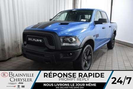 2020 Ram 1500 Warlock for Sale  - BC-20211  - Desmeules Chrysler
