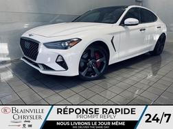 2019 Genesis G70 3.3T Advanced * CAM RECUL * CRUISE ADAPTATIF * WOW  - BC-21524A  - Blainville Chrysler