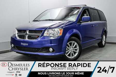 2019 Dodge Grand Caravan SE * CAM RECUL * ECON * BLUETOOTH * GPS * CRUISE for Sale  - DC-U2396  - Blainville Chrysler