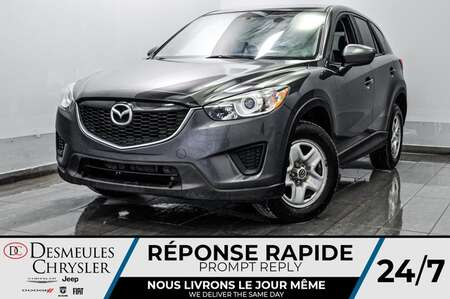 2014 Mazda CX-5 Sport AWD * BLUETOOTH * CRUISE * GROUPE ELECTRIQUE for Sale  - DC-20621B  - Blainville Chrysler