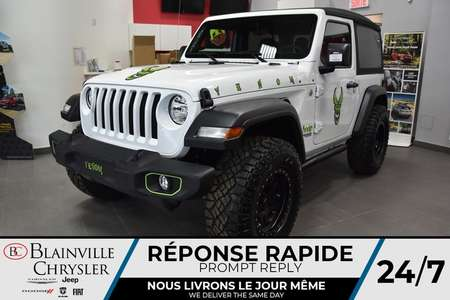 2020 Jeep Wrangler ***EDITION VENOM*** for Sale  - BC-20034  - Desmeules Chrysler
