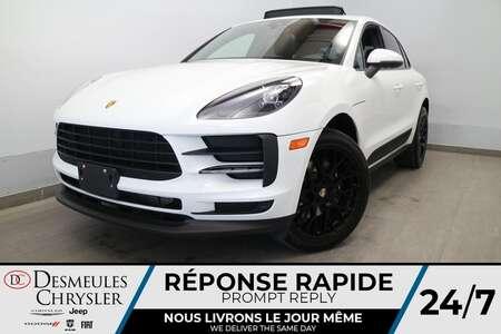 2021 Porsche Macan AWD * NAVIGATION * TOIT PANO * CUIR * CRUISE * for Sale  - DC-LUDO020  - Desmeules Chrysler