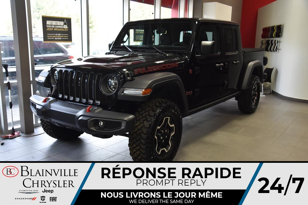 2020 Jeep Gladiator  - Blainville Chrysler