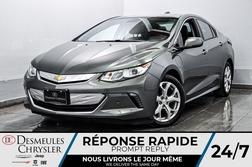 2017 Chevrolet Volt Premier * 4 SIEGES CHAUFFANTS * CAM RECUL * GPS  - DC-C2278  - Desmeules Chrysler