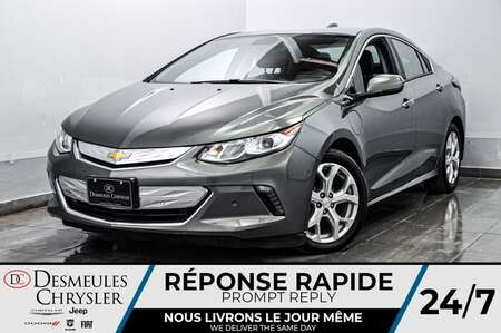 2017 Chevrolet Volt Premier HYBRID * NAV * SIEGES CHAUFFANTS * CAM for Sale  - DC-C2278  - Blainville Chrysler