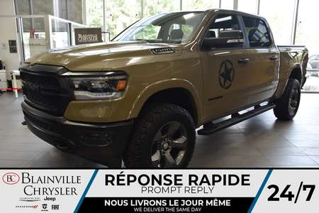 2020 Ram 1500 Big Horn ***EDITION BLACK OPS*** for Sale  - BC-20233  - Desmeules Chrysler