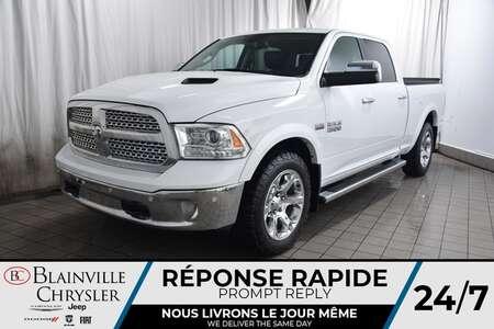 2017 Ram 1500 LARAMIE * CREWCAB * CACHE-CAISSE * GPS * BOITE 6.4 for Sale  - BC-P1619  - Blainville Chrysler