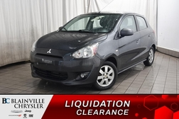 2014 Mitsubishi Mirage SE * BLUETOOTH * CRUISE * ECONOMIQUE  - BC-P1630  - Desmeules Chrysler