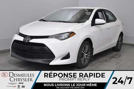 2019 Toyota Corolla LE + toit ouv + a/c + bluetooth + bancs chauff for Sale  - DC-L2026  - Desmeules Chrysler