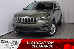 2019 Jeep Cherokee North + UCONNECT + BANCS CHAUFF 95$/SEM  - DC-90012  - Blainville Chrysler