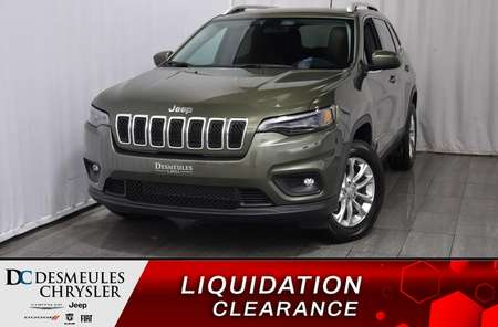2019 Jeep Cherokee North + UCONNECT + BANCS CHAUFF 95$/SEM for Sale  - DC-90012  - Blainville Chrysler