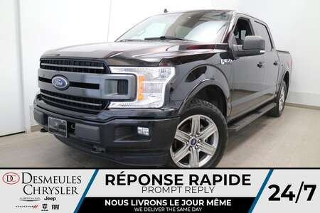 2018 Ford F-150 4WD SuperCrew *A/C * CAMERA DE RECUL * CRUISE * for Sale  - DC-21695B  - Blainville Chrysler