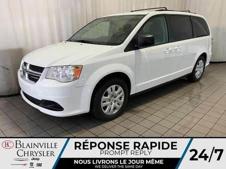 2018 Dodge Grand Caravan SXT * BLUETOOTH * A/C * ECO MODE * CRUISE * for Sale  - BC-P1783  - Desmeules Chrysler