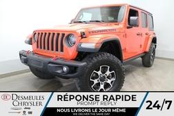 2020 Jeep Wrangler Rubicon 4X4 * NAVIGATION * UCONNECT 8.4 PO *ALPINE  - DC-E2792  - Blainville Chrysler