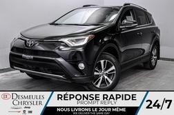 2017 Toyota RAV-4 XLE + toit ouv + bancs chauff + a/c + bluetooth  - DC-L2111  - Desmeules Chrysler