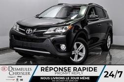 2014 Toyota RAV-4 XLE + a/c + toit ouv + bluetooth + bancs chauff  - DC-20643A  - Desmeules Chrysler