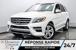 2015 Mercedes-Benz M-Class ML 350 BlueTEC * CAM RECUL * 4 SIEGES CHAUFFANTS  - DC-U2363  - Blainville Chrysler