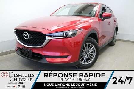 2018 Mazda CX-5 Touring AWD * NAVIGATION * CAMERA RECUL * CRUISE * for Sale  - DC-E2828  - Desmeules Chrysler