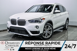 2017 BMW X1 xDrive28i * ECO/SPORT * SIEGES CHAUFFANTS * CRUISE  - DC-S2386  - Blainville Chrysler