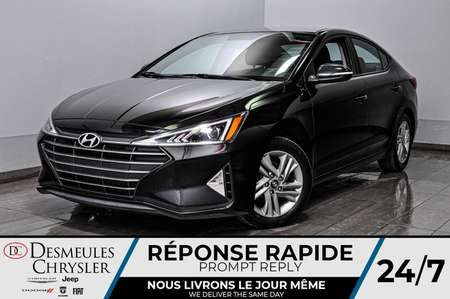 2019 Hyundai Elantra Preferred + a/c + volant et bancs chauff + cam for Sale  - DC-L2046  - Blainville Chrysler