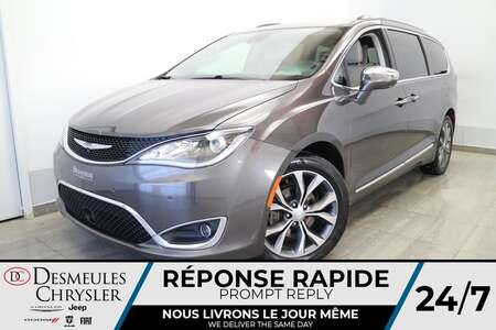 2017 Chrysler Pacifica Limited * NAVIGATION * CAMERA DE RECUL * DVD * for Sale  - DC-21256B  - Blainville Chrysler