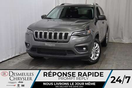 2019 Jeep Cherokee North + UCONNECT+ BANCS CHAUFF 123$/sem for Sale  - DC-90044  - Desmeules Chrysler