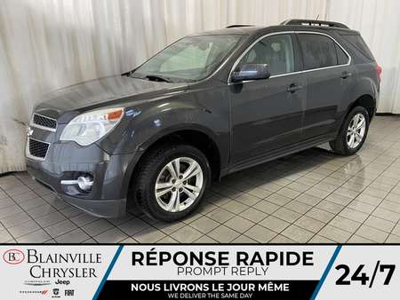 2014 Chevrolet Equinox LT * CAM RECUL * SIEGES EN CUIR * LANE DEPARTURE * for Sale  - BC-20056B  - Blainville Chrysler