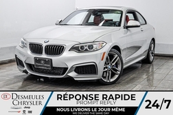 2016 BMW 2 Series 228i xDrive AWD * INTERIEUR ROUGE * TOIT OUVRANT  - DC-S2379  - Blainville Chrysler