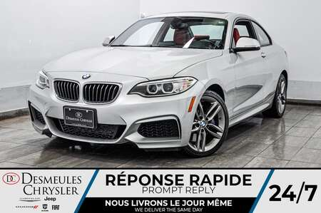 2016 BMW 2 Series 228i xDrive AWD * INTERIEUR ROUGE * TOIT OUVRANT for Sale  - DC-S2379  - Blainville Chrysler