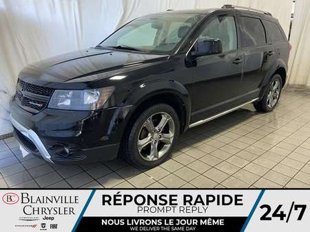 2014 Dodge Journey CROSSROAD * BLUETOOTH * A/C * CRUISE for Sale  - BC-S1759  - Desmeules Chrysler