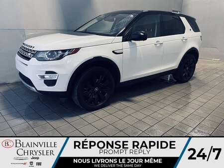 2018 Land Rover DISCOVERY SPORT HSE Luxury 4WD for Sale  - BC-S2259  - Desmeules Chrysler