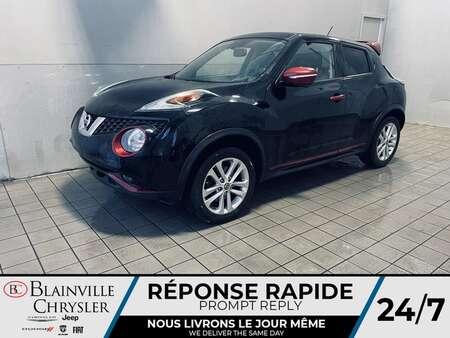 2015 Nissan Juke JUKE AWD * GPS * CRUISE * BLUETOOTH * CAM RECUL * for Sale  - BC-21586A  - Desmeules Chrysler