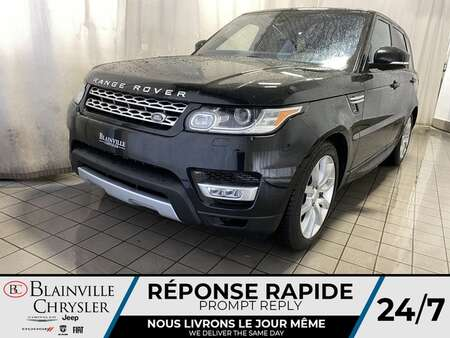 2016 Land Rover Range Rover DIESEL * HSE Td6 * HEADS UP DISPLAY * TOIT PANO * for Sale  - BC-S1935  - Blainville Chrysler