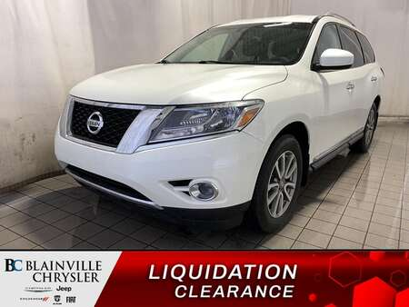 2015 Nissan Pathfinder 4WD * CAM RECUL * BLUETOOTH * CRUISE * A/C for Sale  - BC-20371A  - Desmeules Chrysler