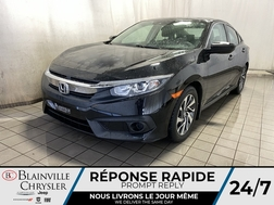 2018 Honda Civic EX * CAM RECUL * CRUISE ADAPTATIF * BLUETOOTH *  - BC-P1985  - Blainville Chrysler
