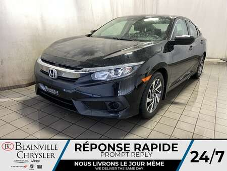 2018 Honda Civic EX * CAM RECUL * CRUISE ADAPTATIF * BLUETOOTH * for Sale  - BC-P1985  - Blainville Chrysler
