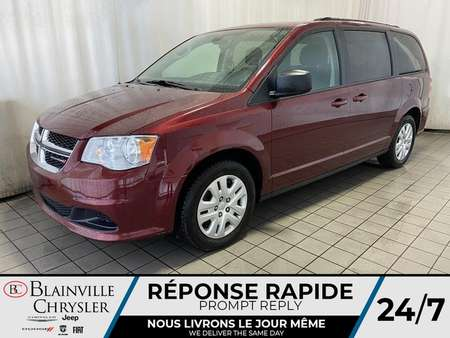 2019 Dodge Grand Caravan SXT * CAM RECUL * BLUETOOTH * A\C * STOW'N'GO * for Sale  - BC-P1784  - Desmeules Chrysler