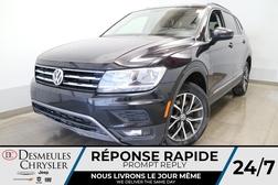 2018 Volkswagen Tiguan COMFORTLINE *AWD * TOIT OUVRANT * CUIR  - DC-U2812  - Blainville Chrysler