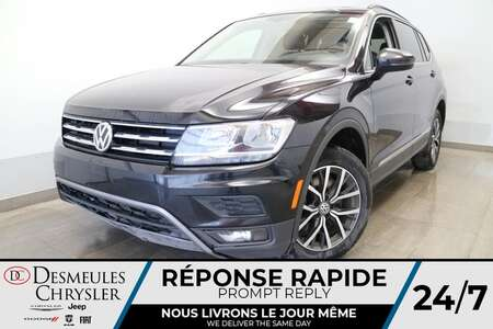 2018 Volkswagen Tiguan COMFORTLINE *AWD * TOIT OUVRANT * CUIR for Sale  - DC-U2812  - Blainville Chrysler