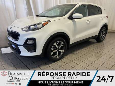 2020 Kia Sportage LX * SIEGES CHAUFFANTS * CAM RECUL * CRUISE * for Sale  - BC-S1760  - Desmeules Chrysler