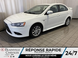 2015 Mitsubishi Lancer ES * TOIT OUVRANT * BLUETOOTH * A\C * CRUISE  - BC-S1785  - Desmeules Chrysler