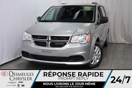 2017 Dodge Grand Caravan SXT + bluetooth for Sale  - DC-71388  - Blainville Chrysler