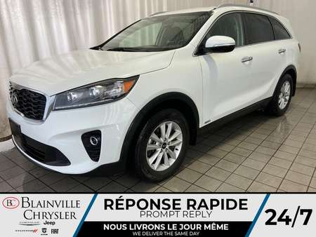 2019 Kia Sorento LX * AWD * CAM RECUL * SIEGES CHAUFFANTS * for Sale  - BC-S1761  - Desmeules Chrysler