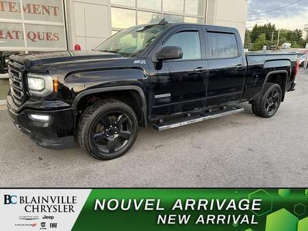 2017 GMC Sierra 1500 SLE * ALL BLACK * CAM RECUL * BLUETOOTH * for Sale  - BC-20399A  - Desmeules Chrysler