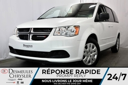2017 Dodge Grand Caravan SXT + A/C MULTI  - DC-DE71381  - Blainville Chrysler