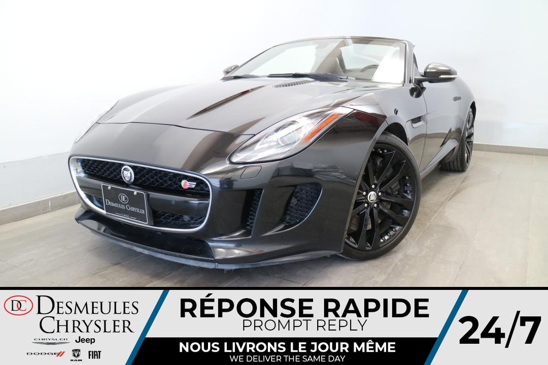 2014 Jaguar F-TYPE  - Blainville Chrysler