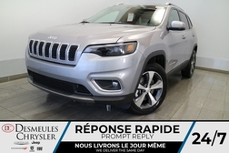 2021 Jeep Cherokee LIMITED 4X4 * TOIT OUVRANT * CAMERA DE RECUL *  - DC-21353  - Desmeules Chrysler